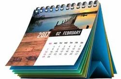 2-3 Day Table Top Calendar Printing Service