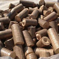 Hardwood Burning Briquettes