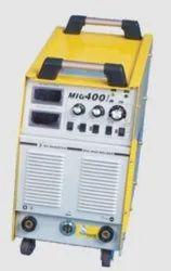 Hallmark MIG-400 MIG Welding Machine, 60-400A