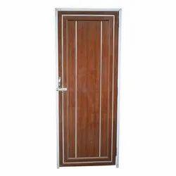Coated Pvc Hollow Door, Interior