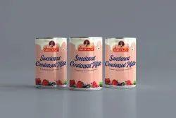 300公斤Shreemant炼奶,包装形式:桶