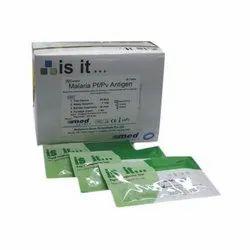 Malaria Antigen pf/pv Green Rapid Test