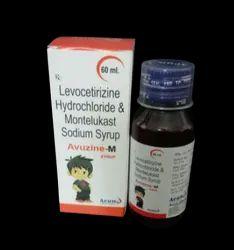 Levocetrizine & Montelukast Suspension