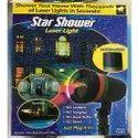 Star Shower Laser Light