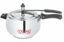 Stainless Steel 3 Litre Contura Pressure Cooker, For Home