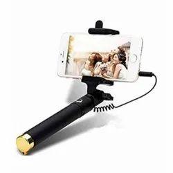 Black Mobile Selfie Stick