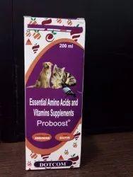 Multivitamin Syrups For Pets Proboost Syrup, For Personal, Non prescription