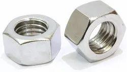 Hexagonal Stainless Steel Nut