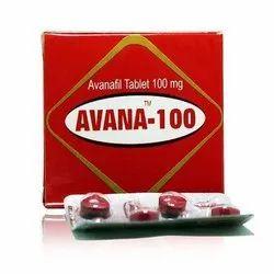 Avana 100mg Tab