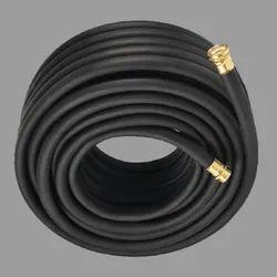 Black 30m Rubber Hose Pipe
