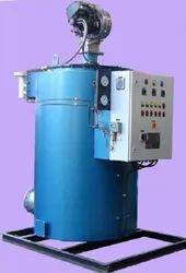 Oil & Gas Fired 500-1000 kg/hr Hot Water Boiler