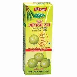 Swadeshi Shudh Amla Ras Juice - 500ml, Packaging Type: Bottle