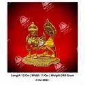 Gold Devi God Statue