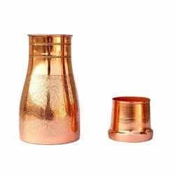 Copper Sugar Pot