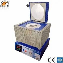 Eagle Silicon Gold Silver Melting Furnace for Goldsmith Machine