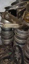Aluminium Recyclable Aluminum Alloy Wheel Scrap, For Melting