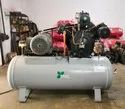 20/15 Two Stage Triple Cylinder Air Compressor Pump
