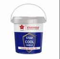 Star Cool Shield (SRI-130) Solar Heat Reflective & Insulating Cool Coating for Roof