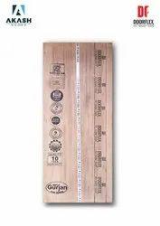 Brown Termite Proof Doorflex Gurjan Flush Door Plywood Board, Size/Dimension: 81 X 30inch (l X W)