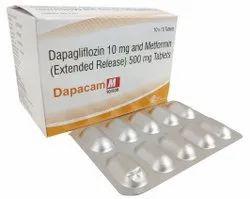Dapagliflozin Metformin Tablet
