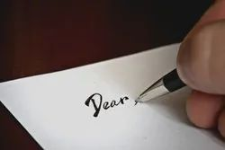 Official Letter Content Writing Service