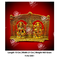 Laxmi Ganesh God Statue
