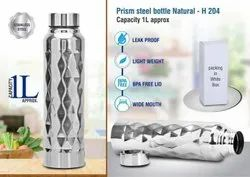 H204 Stainless Steel Bottle 1L Approx
