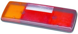 Truck Led Tail Lamp 4 Chamber