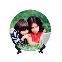 Sublimation ceramic plate 3D and 2D