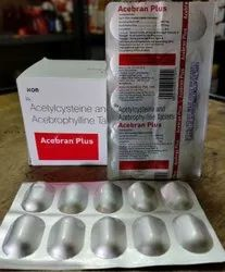 Acetylcysteine and Acebrophyline Tablet