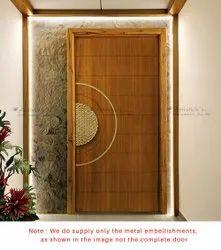 Front Door Embellishments
