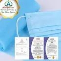 100% Virgin Product Of SSMMS Non Woven Fabric