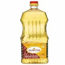 1Liter Vaalga Cold Pressed Groundnut Cooking  Oil