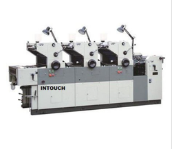 Offset Printing Machine 3 colors