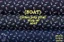 Boat Cotton Poly Print Shirting Fabric
