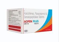 Acefen Plus Tablets