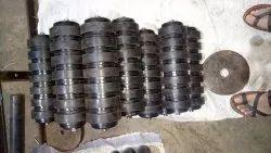 Conveyor Ring Roller For Fertilizer