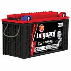 Livguard Mileage: 100km E Rickshaw Battery, Model Name/Number: Lg B0 Erfp 1500, Capacity: Capacity - 100 Ah