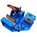 Mug Heat Press Machine Blue