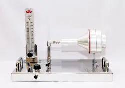 Test Air Compressed Air Sampler