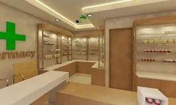 Clinic Interior Designing Service