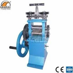 Eagle Rolling Mill Standard Model With Stand For Jewellery Making Machine