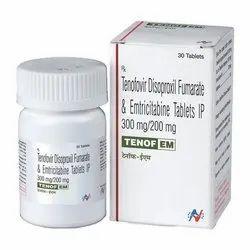 Tenofovir Disoproxil Emtricitabine