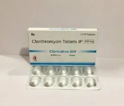 Clarithromycin 500 Mg