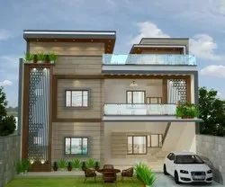 20 Residence Residential Construction Services, PAN India, Interior Job