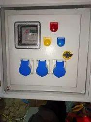 Industrial Socket Panels