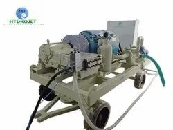 Heat Exchanger Tube Cleaning System