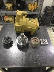 Piston Pump A6vm series Repairing Services Hydraulic motor, Pan India