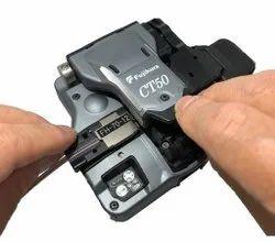 CT50 - Fujikura Fiber Cleaver, For Sm & Ribbon Fiber Cleaving