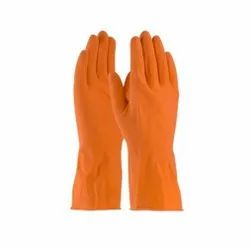 Safe Hands Heavy Duty Rubber Gloves